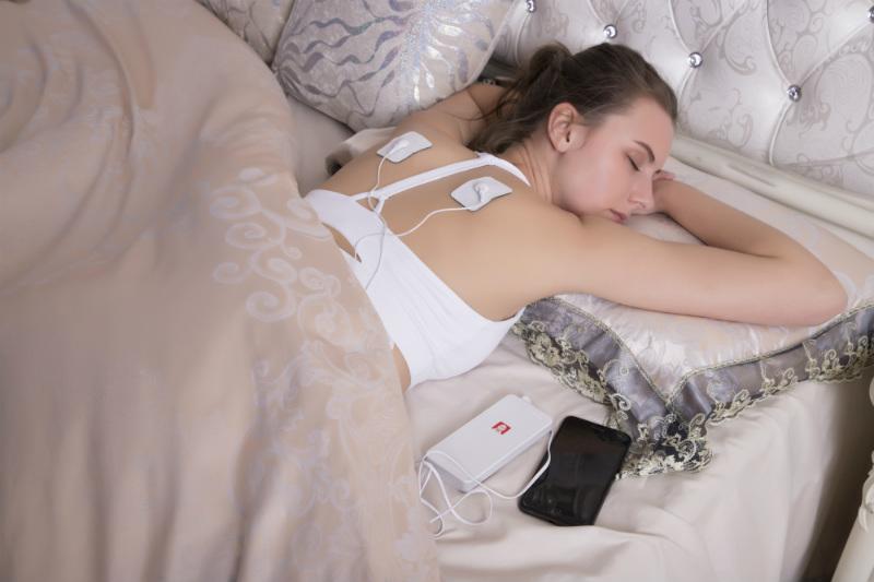 电动智能颈椎按摩器,呵护家人健康-颈养