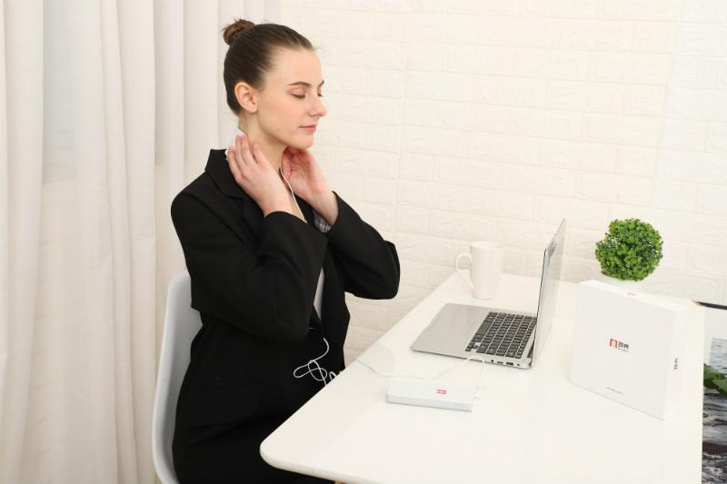 颈椎震动按摩器-颈养